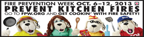 October Fire Prevention Week