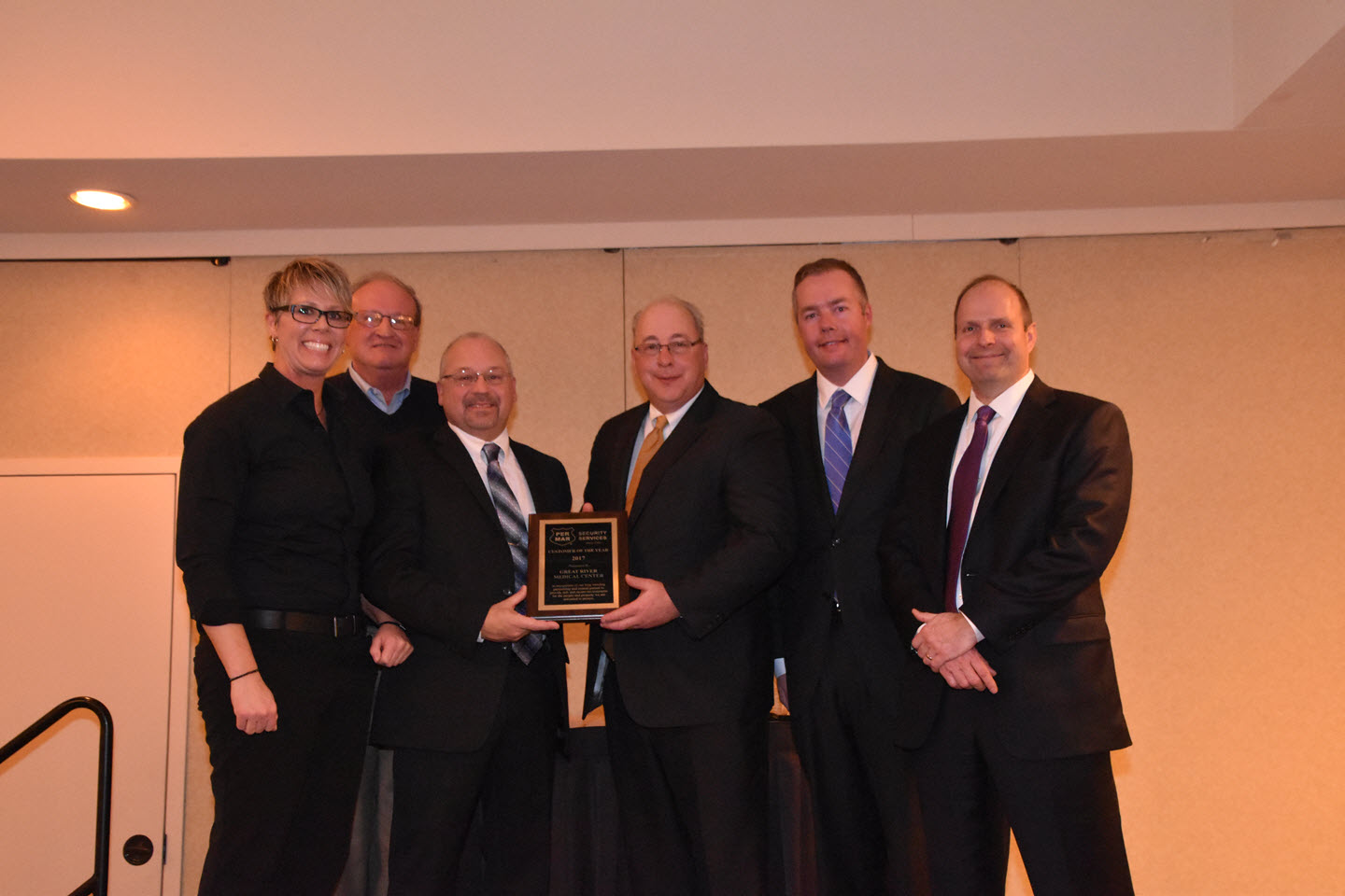 Great River Health Systems Named Per Mar's Customer of the Year