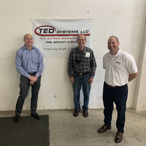 TED Systems, LLC Joins Midwest Alarm Services